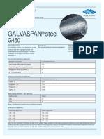 GALVASPAN_G450