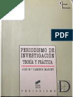 José María Caminos Marcet Cap. 7 La Narrativa