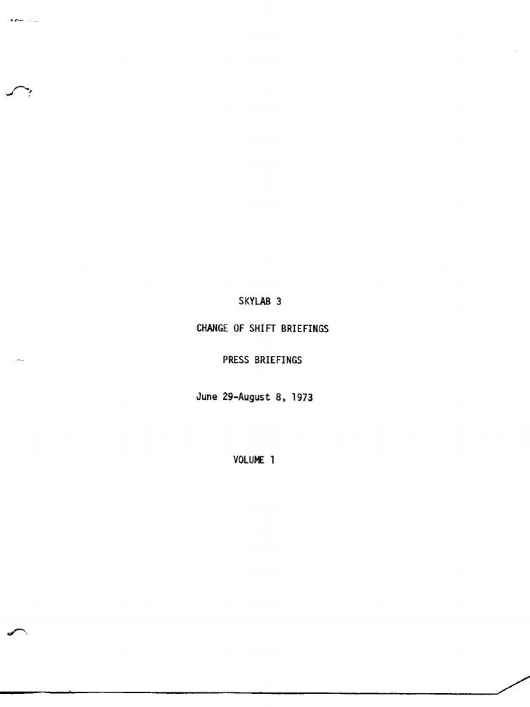e78efb6d4593e Skylab 3 Press Conferences and Briefings 1 of 4