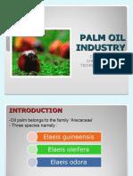 Palm Oil Industry (Jan09)