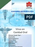 Virus en cavidad oral