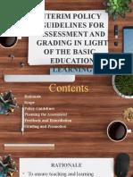 PRESENTATION MAT_guidelines