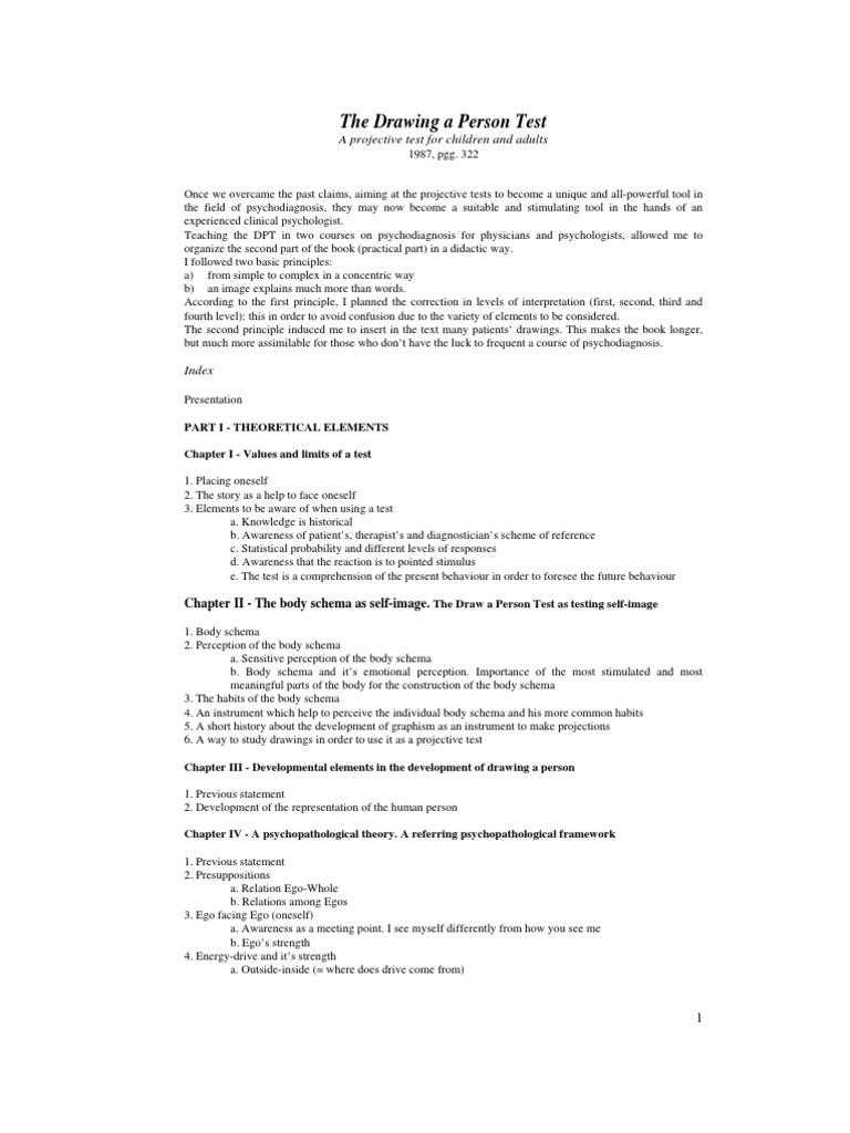 htp interpretation sample