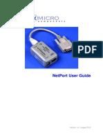 netport user guide v1.1