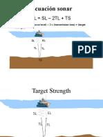 1. Ecuación sonar_Target Strength.pptx