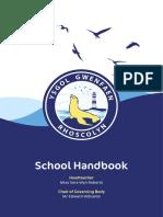 Ysgol Rhoscolyn School Handbook