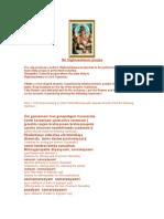 Sri Vighnaeshwara poojaa