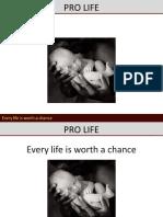 PRO -LIFE - Feb 1 Grp 5