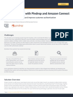 Pindrop and Amazon Connect