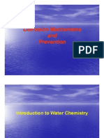 Corrosion Mechanisms and Prevention Rev8