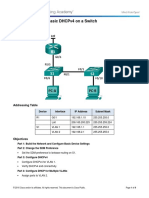 8.1.2.5 Lab - Configuring Basic DHCPv4 on a Switch WB.pdf