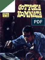 Kapitan Żbik - 22 - Gotycka komnata
