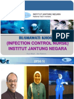 Infection Control in CSSD