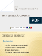 Legislação Comercial- Luísa Moreira