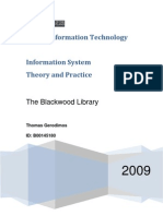 Information System Theory and Practice