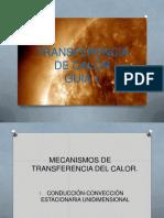 Guía 1.  Mecanismos de la Transferencia del calor