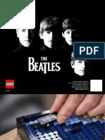 Lego 31198 building instructiones - The Beatles