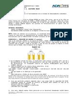 - Práctica 3. Sistema RAID