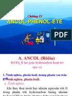 1 ANCOL-PHENOL