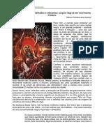 Elizandra Souza Filha Do Fogo