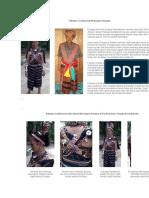 Pakaian Tradisional Momogun Rungus