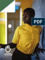 Rapport Annuel 2019 - Handicap International Belgique