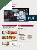 video unité 8 défi A1_semaine du gout