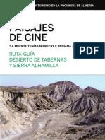 Almeria paisajes de cine