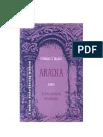 Charles G.Leland - Aradia avagy A Boszorkányok Evangéliuma