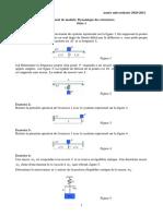 Serie1_Dynamique des structures 2020 2021.pdf