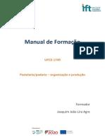 Manual de Formação 1749