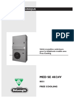 MONOBLOC EXTERIEUR DELONGHI MED 0031 24-48 V - FR ( ALgeria)