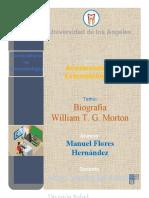 1. William T. G. Morton - Manuel FH