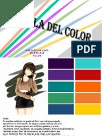 Huella del color