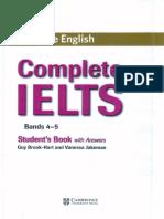 Cam_CompleteIelts 4-5 StudentBook
