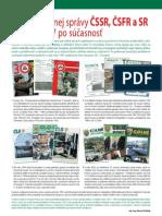 Časopisy colnej správy ČSSR, ČSFR a SR od roku 1967 po súčasnosť  (Colné aktuality č. 1 - 2/2011)