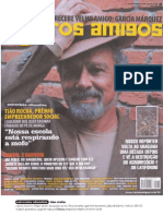 Tião Rocha na Revista Caros Amigos - Agosto de 2008