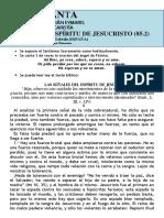 Las Señales Del Espíritu de Jesucristo (85.2) Hora Santa con San Pedro Julián Eymard.
