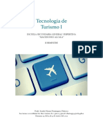 Tecnología Turismo I semana 13