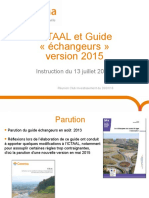 1- ICTAAL et Guide «échangeurs» 2015 - papier