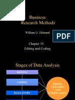 19. Research Methodology - I