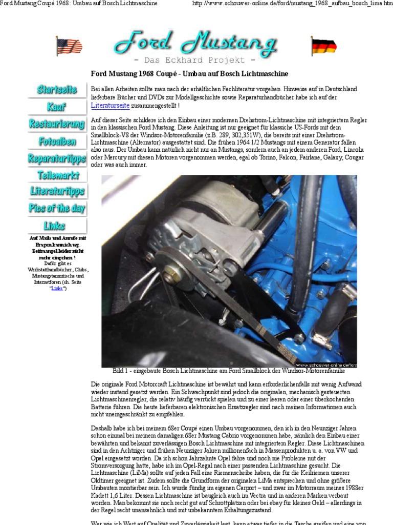 Groß 1979 Ford Lichtmaschine Schaltplan Ideen - Schaltplan Serie ...
