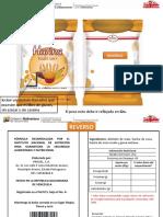 Etiquetas para el registro productos en polvo