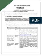 Circular No. 26 -  2020 (Grados 2020-4) (1)