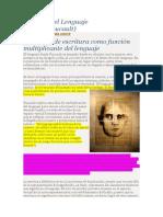 Filosofía del Lenguaje MICHAEL FOUCOULT.docx
