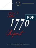 Final Report- The President's Advisory 1776 Commission