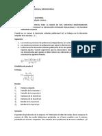 UNIDAD 3 PRUEBA DE HIPÓTESIS PARA 2 MUESTRAS ind  no se conoce la desviación poblacional (1)