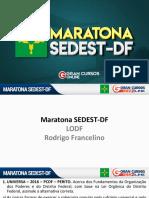 Maratona Sedest-DF - Rodrigo Francelino