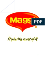 Final project on maggi