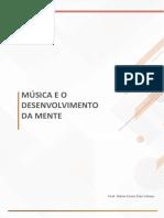 5- A METACOGNIÇÃO COMO CONSTRUCTO PSICOLÓGICO